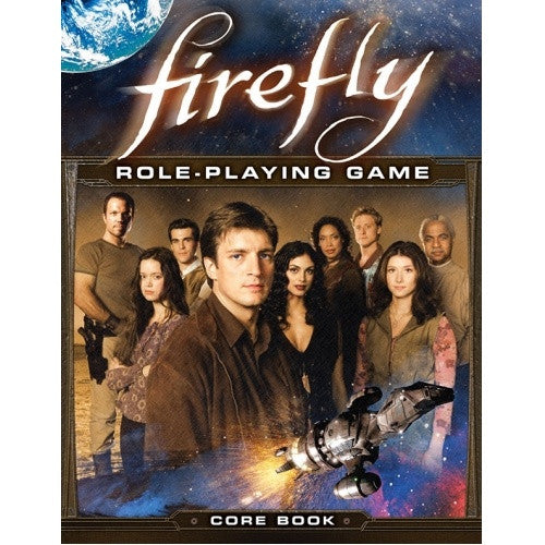 Firefly - Core Rulebook (Hardcover)