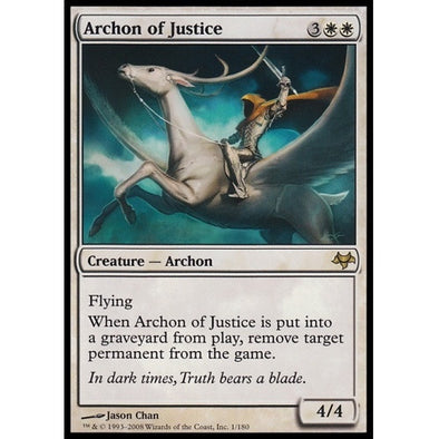 Archon of Justice (EVE) available at 401 Games Canada