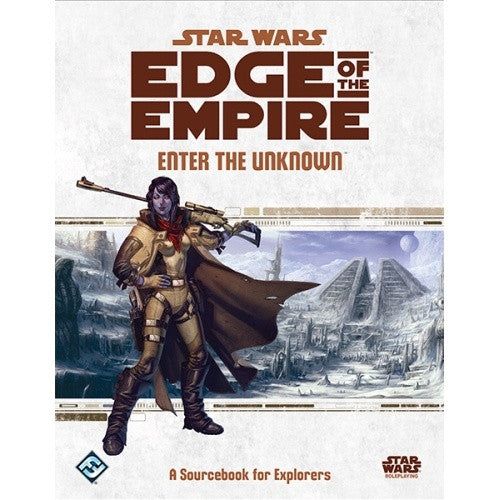 Buy Star Wars: Edge of the Empire - Enter The Unknown and more Great RPG Products at 401 Games