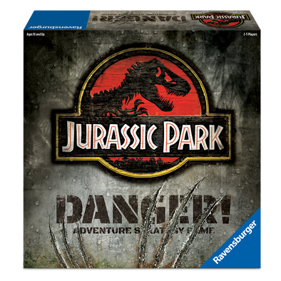 Jurassic Park: Danger! Adventure Strategy Game available at 401 Games Canada
