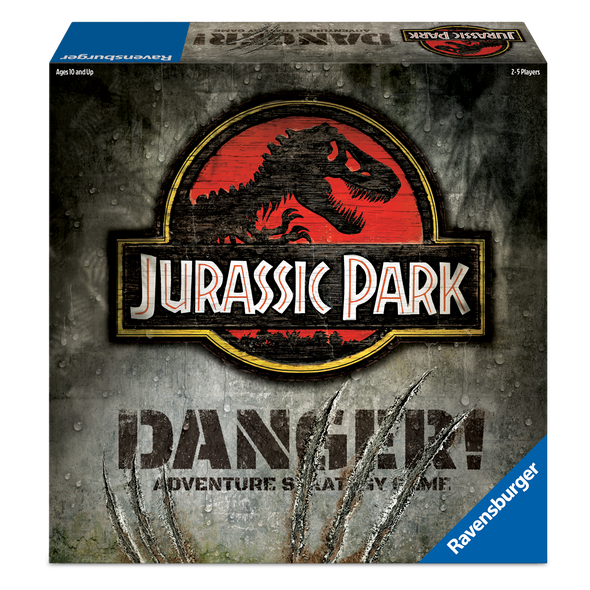 Jurassic Park: Danger! Adventure Strategy Game - 401 Games