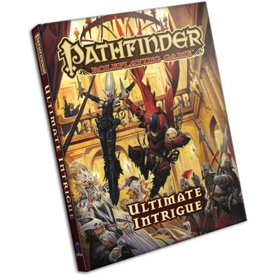 Buy Pathfinder - Book - Ultimate Intrigue and more Great RPG Products at 401 Games