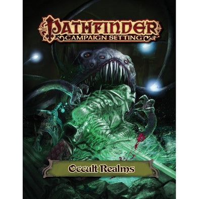 Pathfinder - Campaign Setting - Occult Realms - 401 Games