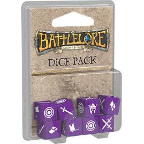Battlelore - 2nd Edition - Dice Pack - 401 Games