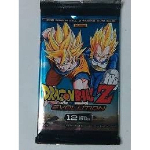 Buy TCG Dragonball Z - Evolution - Booster Pack and more Great Dragonball Z Products at 401 Games