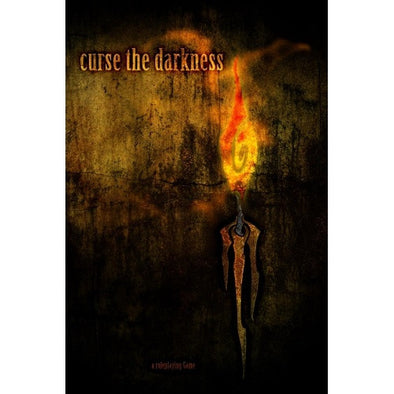 Buy Curse the Darkness - Core Rulebook and more Great RPG Products at 401 Games