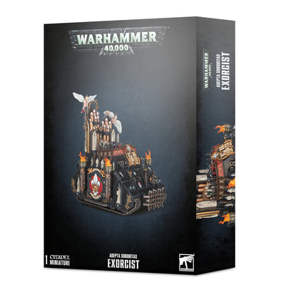 Warhammer 40,000 - Adepta Sororitas - Exorcist available at 401 Games Canada