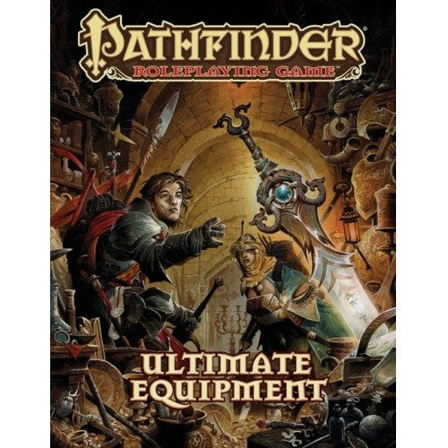 Pathfinder - Book - Ultimate Equipment - 401 Games