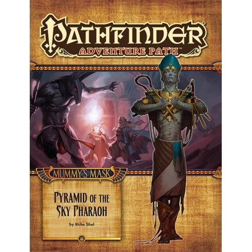 Pathfinder - Adventure Path - #84: Pyramid of the Sky Pharaoh (Mummy's Mask 6 of 6) - 401 Games