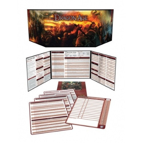 Buy Dragon Age - Game Master's Kit and more Great RPG Products at 401 Games