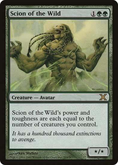 Scion of the Wild - 401 Games