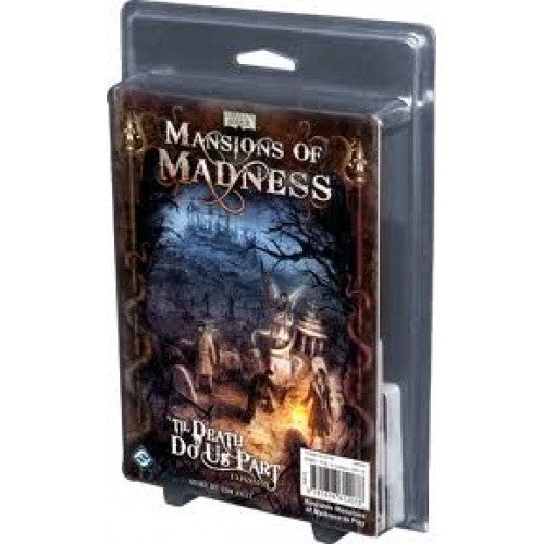 Mansions of Madness - Til Death Do Us Part - 401 Games