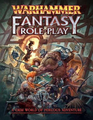 Buy Warhammer Fantasy Role Playing Game (4th Edition) Core Rulebook and more Great RPG Products at 401 Games