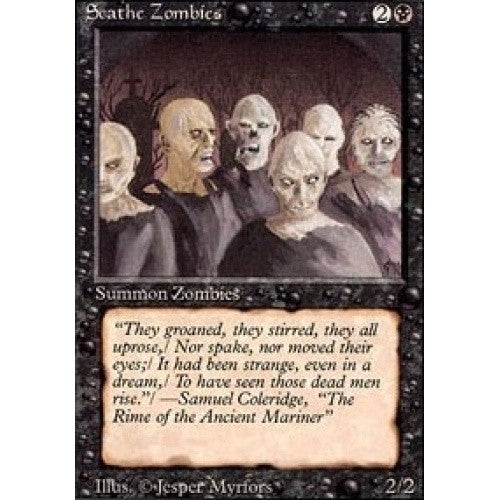 Scathe Zombies (3ED) - 401 Games