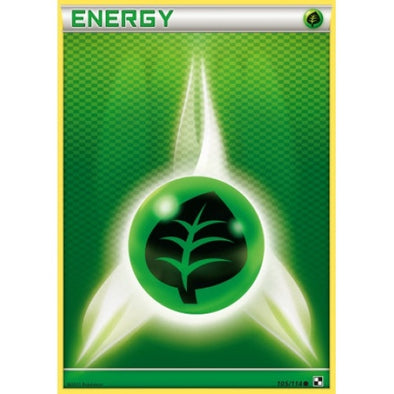 Grass Energy - 105/114 - 401 Games