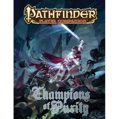 Pathfinder - Player Companion - Champions of Purity - 401 Games