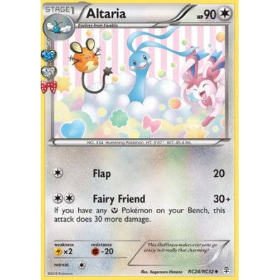 Buy Altaria - RC24/RC32 and more Great Pokemon Products at 401 Games
