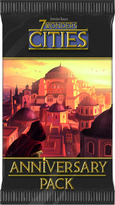 Buy 7 Wonders - Anniversary Pack - Cities and more Great Board Games Products at 401 Games