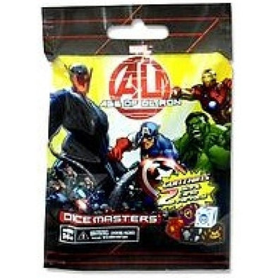 Buy Dice Masters - Marvel Age of Ultron - Gravity Feed Booster Pack and more Great Dice Masters Products at 401 Games