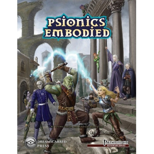 Buy Pathfinder - Book - Psionics Embodied and more Great RPG Products at 401 Games