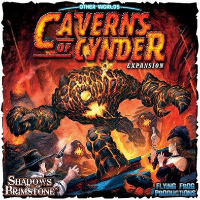 Shadows Of Brimstone - Caverns of Cynder Expansion - 401 Games