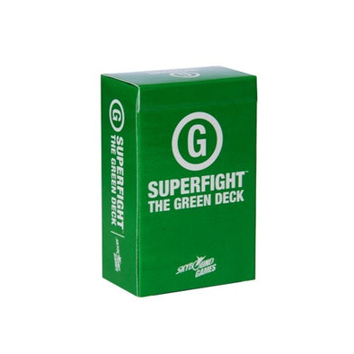 Superfight - The Green Deck - 401 Games