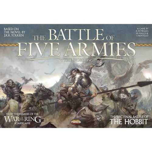 Battle of Five Armies - 401 Games
