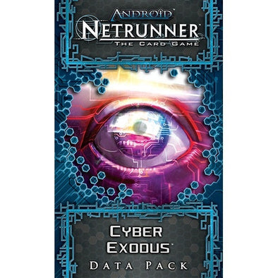 Android: Netrunner LCG - Cyber Exodus - 401 Games