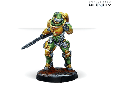 Infinity - Yu Jing - Haidào Special Support Group (Hacker) - 401 Games
