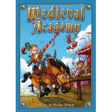 Buy Medieval Academy and more Great Board Games Products at 401 Games