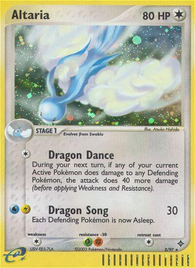 Altaria - 2/97 (DRG002) available at 401 Games Canada