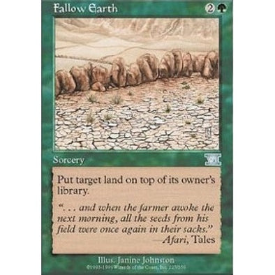 Fallow Earth available at 401 Games Canada