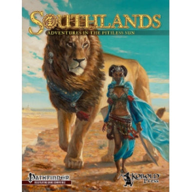 Pathfinder - Book - Southlands: Adventures Beneath the Pitiless Sun - 401 Games