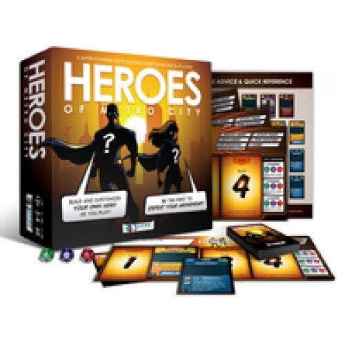 Heroes of Metro City - 401 Games