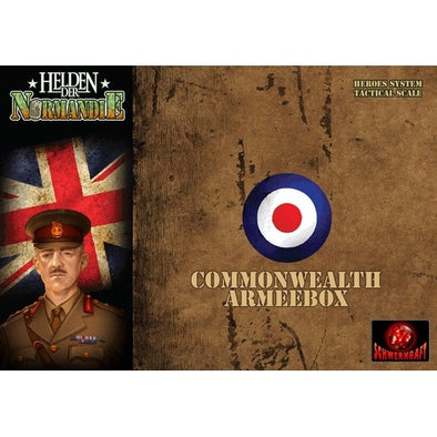 Heroes of Normandie - UK Commonwealth Army Box - 401 Games