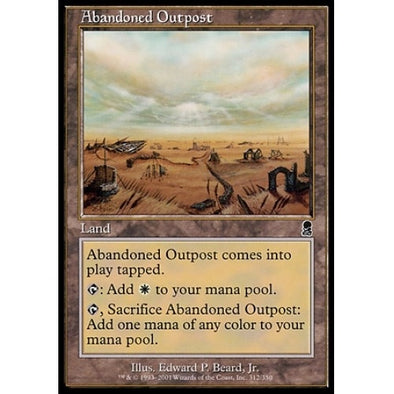 Abandoned Outpost - 401 Games