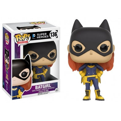 Buy Pop! DC Comics - Batgirl 2016 and more Great Funko & POP! Products at 401 Games