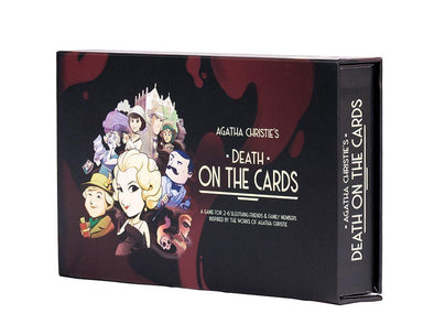 Agatha Christie's Death on the Cards (Pre-Order) - 401 Games