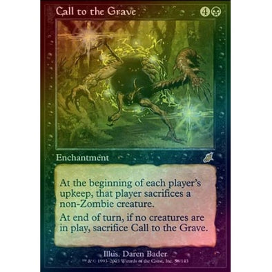 Call to the Grave (Foil)