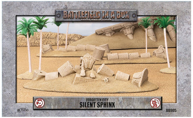 Battlefield in a Box - Forgotten City - Silent Sphinx - 401 Games