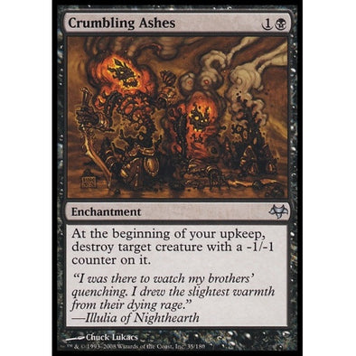 Crumbling Ashes (EVE) available at 401 Games Canada