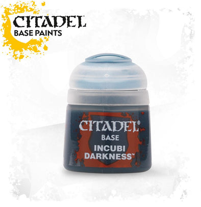 Buy Citadel Base - Incubi Darkness and more Great Games Workshop Products at 401 Games