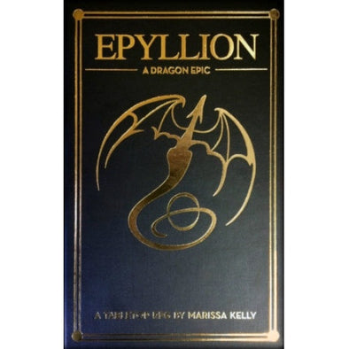 Apocalypse - Epyllion: A Dragon Epic - Core Rulebook [Hardcover] - 401 Games