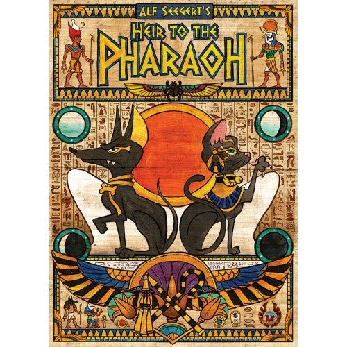 Heir to the Pharaoh - 401 Games