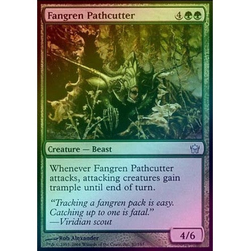 Fangren Pathcutter (Foil) (5DN) available at 401 Games Canada