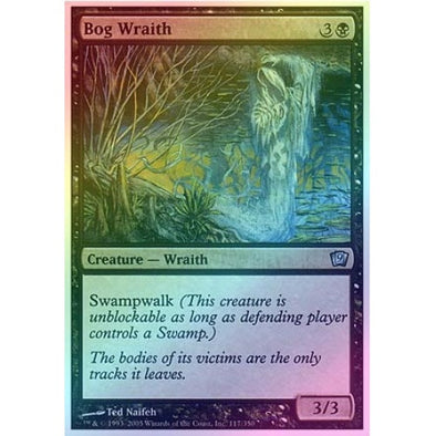 Bog Wraith (Foil) available at 401 Games Canada