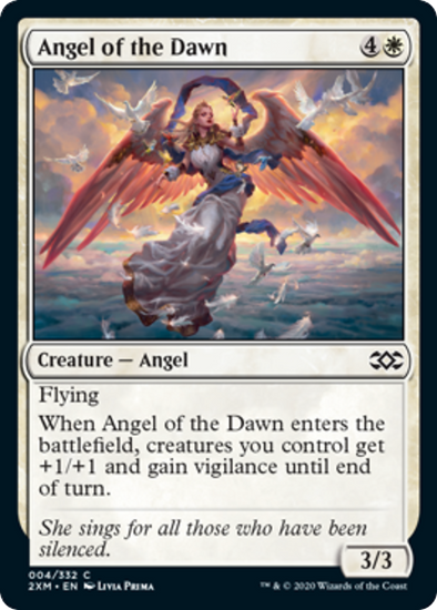 Angel of the Dawn (2XM)