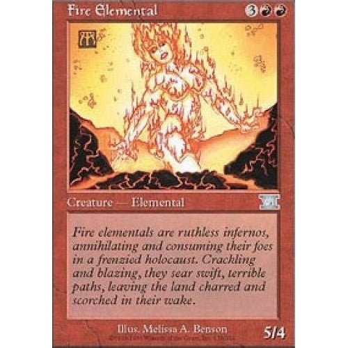 Fire Elemental available at 401 Games Canada