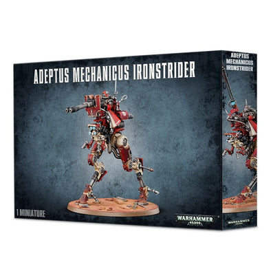 Buy Warhammer 40,000 - Adeptus Mechanicus - Adeptus Mechanicus Ironstrider and more Great Games Workshop Products at 401 Games
