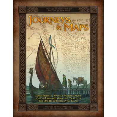 The One Ring - Journeys and Maps - 401 Games
